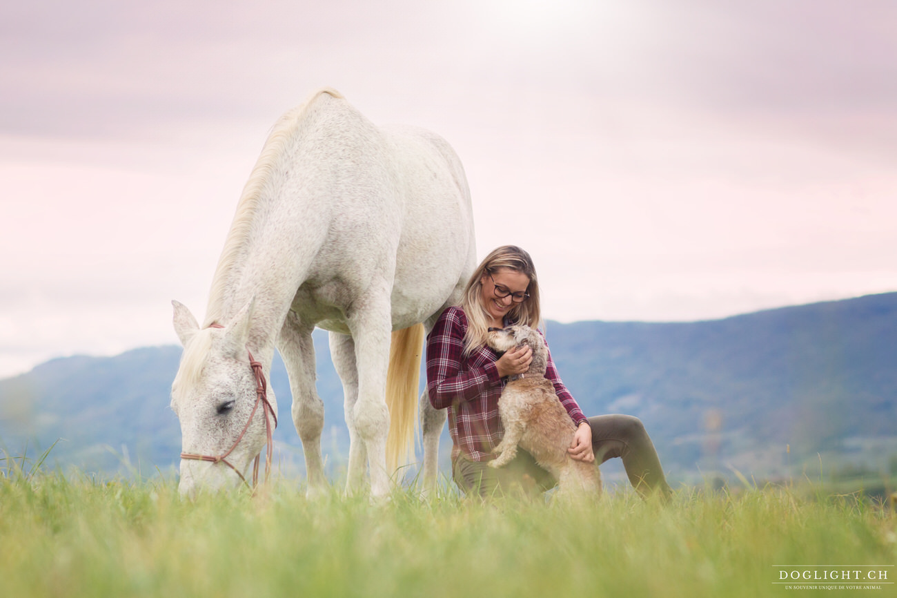 Céline – Photographe animalière : DOGLIGHT